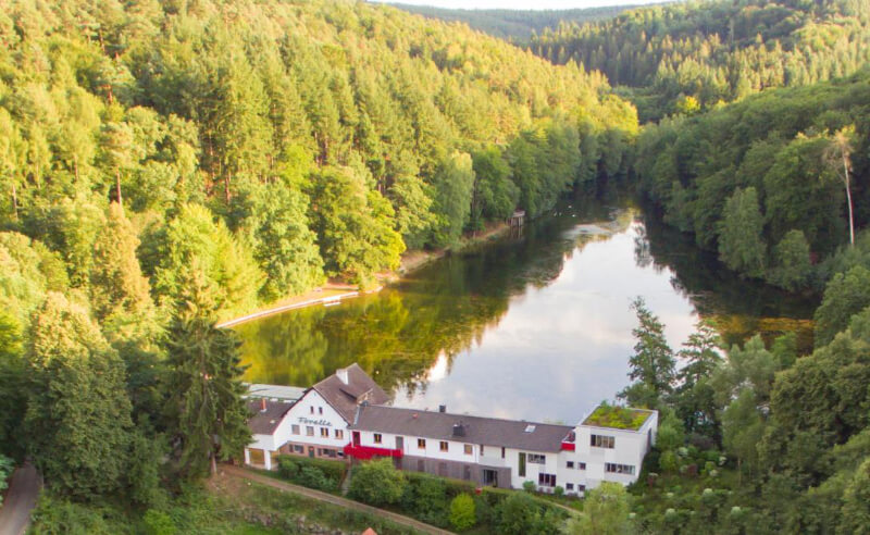 Seehaus Forelle - Ramsen